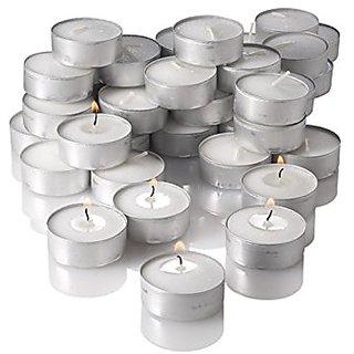 gayatri tea light candle (pack of 50)
