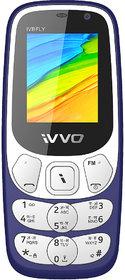 IVVO IVBFLY Selfie Phone (Selfie Camera, Dual SIM, Wire