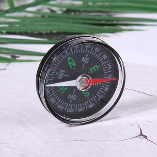 metal stainless steel portable compass student outdoor sports compass
