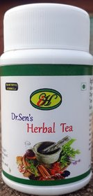 Dr.Sen's Herbal Tea ( six taste in one tea) No added flavour and colours