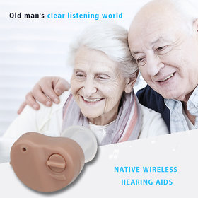 Sound Amplifier CX-674 In The Ear Hearing Aid