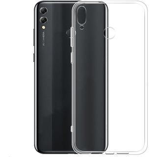 KOVERZ Huawei Honor 8X Max Case UltraThin Clear Transparent Soft TPU Case  Huawei Honor 8X -TRANSPARENT