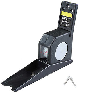 Gadget Heros Wall Mounted Stature Scope Height Measuring Scale for School Clinics