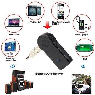 Print Opera v3.0 Bluetooth Device with Audio Receiver  (Black)