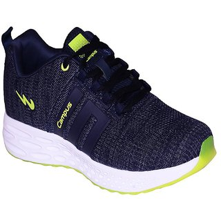 CAMPUS NAVY COLOR COMFORTABLE RUNNING / LIFESTYLE SPORTS SHOES FOR MEN