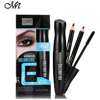 MN Mascara Free Blackbrown Eyeliner pencil