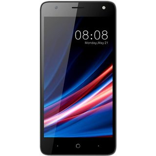 Micromax Spark Go  Silver, 8  GB   1  GB RAM  Smartphones