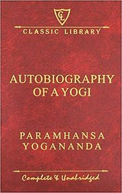 Autobiography of a Yogi (Wilco Classic Library) Hardcover  2006