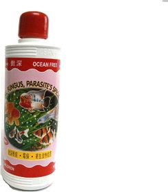 Ocean Free Gill, Fungus, Parasites Special 240ml / Aquarium Purpose