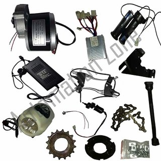 Electric bike kit MY1016 250 watt motor with full accessories and charger