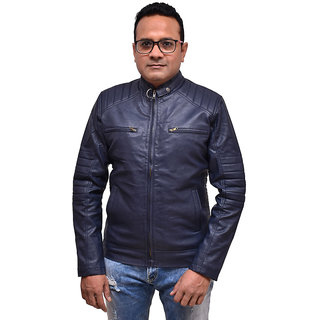 Zicluro Pu Leather jacket for men. Boyes