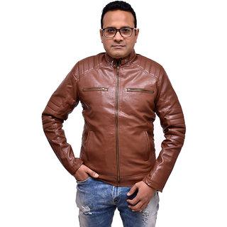 Zicluro Pu Leather jacket for men. Boys
