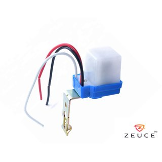 Automatic On-Off day/night PhotoCell sensor switch for lights