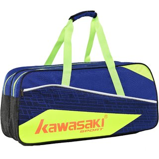 Kawasaki Badminton Kit Bag KBB-8671 Blue+Green