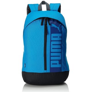 ce0f93d8fa Buy Puma Pioneer 25 L Backpack (Blue) Online - Get 17% Off