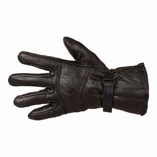 G-MTIN Black Winter Gloves for men