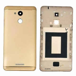 New Back Battery Panel For Coolpad Note 5 -  Gold Color