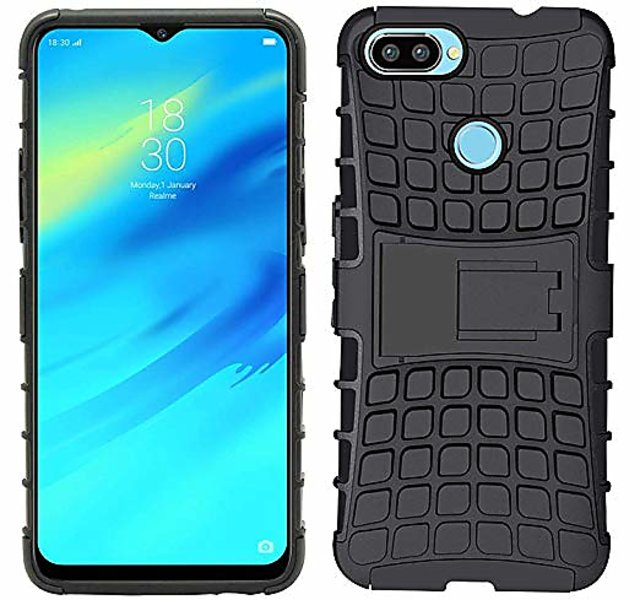 sports shoes c5dd0 24acc OPPO REALME 2 PRO DEFENDER BACK COVER BY VIRAL SALES