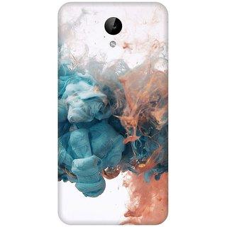 Back Cover for Intex Aqua A4 Plus
