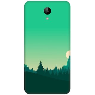 Back Cover for Intex Aqua A4 Plus