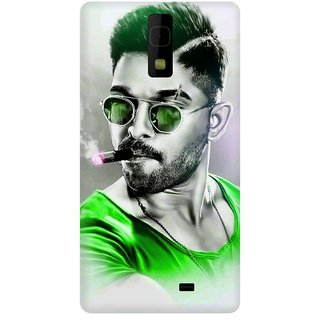 Back Cover for Intex Aqua A4