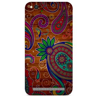 Back Cover for Redmi 5A (Multicolor,flexible,Case)