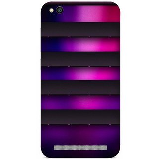 Back Cover for Redmi 5A (Multicolor,flexible,Case)