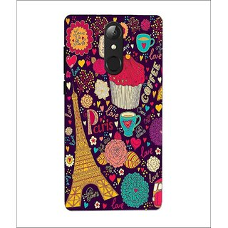 Back Cover for XoLo Era 2V (Multicolor,Flexible,Case)