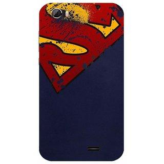 Back Cover for Videocon Krypton 22 Plus (Multicolor,flexible,Case)