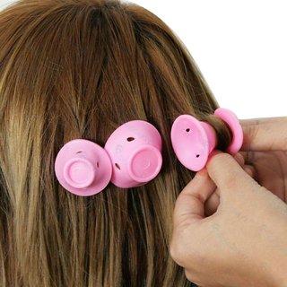10pcs DIY Curler Makers Soft Foam Bendy Twist Curls Tool Styling Hair Rollers