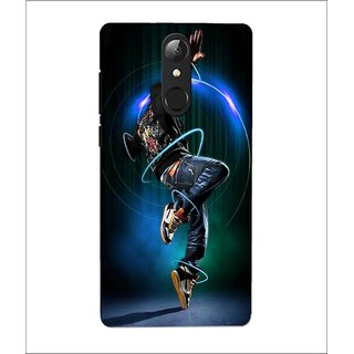 Back Cover for XoLo Era 2V (Multicolor,Flexible,Case)