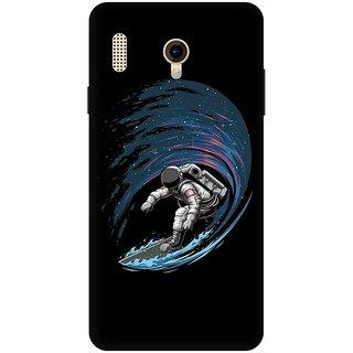 Back Cover for Intex Aqua Jewel 2