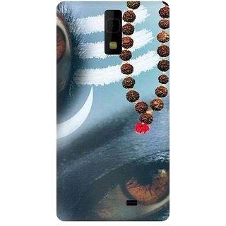 Back Cover for Intex Aqua A4