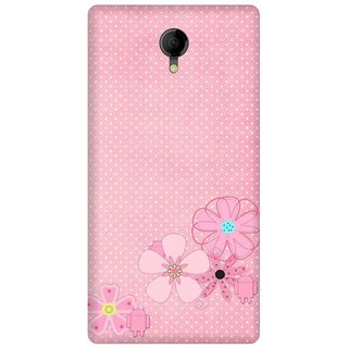 super popular dc0f6 e42b1 Back Cover for Intex Cloud Style 4G