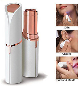 Flawless Painles Electric Razor For Facial Hair Remover