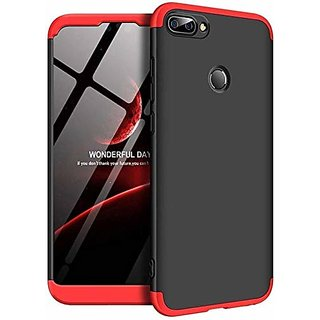 MOBIMON OPPO Realme 2  Front Back Case Cover Original Full Body 3-In-1 Slim Fit Complete 3D 360 Degree Protection