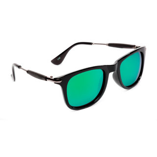d696917e75a Buy TheWhoop Stylish New UniBody Lens Design Mirror UV Protected Goggles  Wayfarer Sunglasses For Men