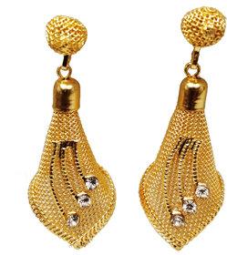 Aadya royal stylish metal jhumki earings