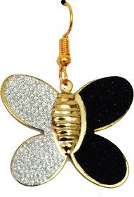 Aadya stylish best quality beautiful butterfly earings Metal Drop Earring