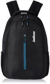 LeeRooy  22 Ltr Black Shoulder Bag Backpack For Men