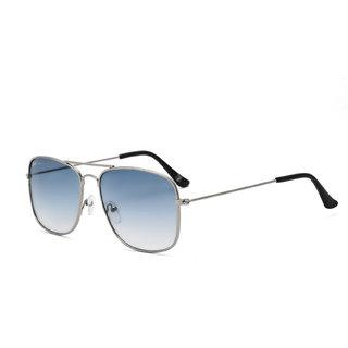 c26ea6161e2 Royal Son UV Protected Caravan Square Sunglasses For Men And Women  (RS0041AV58Green Lens)