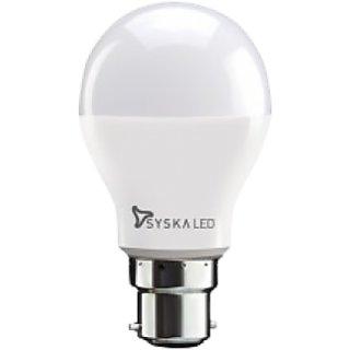 Syska LED SSK-SRL-12W Bulb Cool Day Light - Pack of 1