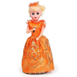 0042d72d6495 Buy Singing Dancing Doll with Colorful Dress (Multicolor) - Height ...