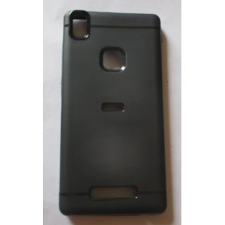 Lava Z80 Soft Silicone Mobile Back Cover Cases