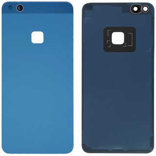 New Back Battery Panel (Made of Glass) for Huawei P10 Lite - Blue Color