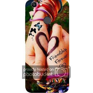 Back Cover for Panasonic Eluga I5 (Multicolor,flexible,Case)