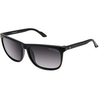 4088ec80253 Buy David Blake Grey Wayfarer Gradient Polarized UV Protected Sunglass  Online - Get 79% Off