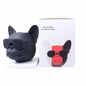 Bluetooth Speaker (Dog Face) Black