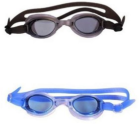 HIPKOO WHIRL ANTI FOG UV PROTECTION Swimming blue  black (pack of 2)