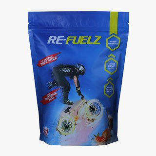 Greenex Nutrition Refuelz 1 kg Orange